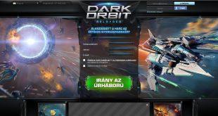 Dark Orbit online űrhajós játék